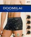 Трусы мужские боксёры хлопок + бамбук DOOMILAI размер XL-4XL(48-54) 01303