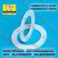 Прокладки фторопласта для фланцев а-100-16-ф гост 15180-86 (вырезка прокладок по размерам заказчика за 1 час)