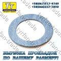 Прокладка фланца ду-40 (паронит, резина, фторопласт, тефлон) вырезка прокладок по вашему индивид. Размеру