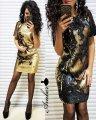 Женское вечернее платье двухсторонние пайетки р.40-42, 44-46