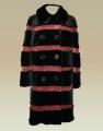 Пальто из меха стриженного бобра в Украине, Купить, Цена, Фото
