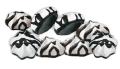 Безе БОМ-БІК Крапелька глазированная,Безе в форме капельки, декорированное черной шоколадной глазурью.