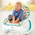 Массажное кресло качалка Бриллиант Infant-to-Toddler Rocker Geo Diamonds