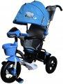 Велосипед трехколесный на надувных колесах Mini Trike 960-2 синий