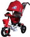 Велосипед трехколесный на надувных колесах Mini Trike 960-2 красный
