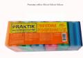 Губки кухонные для мытья посуды Praktik