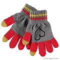 Детские перчатки для девочки BRUMS Италия 163BGLC001