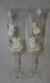 Свадебные бокалы и аксессуары