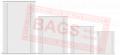 Мешок полипропиленовый тканый с подшитой, открытой горловиной с полиэтиленовым вкладышем (толщина вкладыша согласно требований заказчика) или без него и боковыми фальцами (ширина/глубина фальца согласно требований заказчика