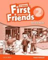 Книга First Friends 2nd Edition 2 Activity Book (робочий зошит)