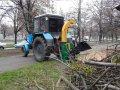 Рубильная машина МРЭ30 электрическая без гидроподачи для применения на лесозаготовках