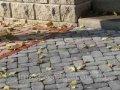 Тротуарная плитка   Золотой Мандарин  Кирпич Антик 200х100   Высота 60 мм
