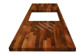 Wooden table-top