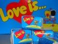 """Блок жуйок """"Love is"""""""