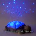Ночник - проектор звездного неба черепаха-музыкальная