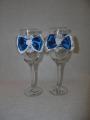 Свадебные бокалы, праздничные бокалы