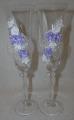 Свадебные бокалы заказать в Украине