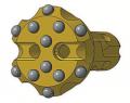 Бурова коронка КНШ-110 Бмsр40 МХ 102.00