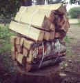 Сосновые и еловые дрова