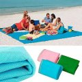 Пляжный коврик подстилка антипесок Sand-free Mat 2*1,5м