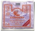 "Пакет-майка ""Comserv"" (24×43) 100 шт"