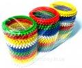 Яйцерезка-овощерезка d=60mm, пластик, цветная