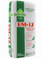 Клеевая смесь для напольных плит и керамогранита ЕМ-12