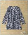 Стильный трикотажный кардиган для девочек код 0154/2 (р.122-152) 134