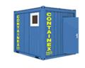 10-и футовый санитарный контейнер