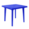 Square table polypropylene