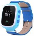 Детские умные смарт часы Smart Watch Q60 с GPS синие