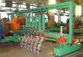 Машина термической резки c газокислородной оснасткой для прямолинейного раскроя «КОМЕТА М - КЛ»