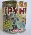 Грунт ГФ-021 сірий / 3 кг. / Хімтекс (бан.)