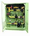 Пункт газорегуляторный  шкафного типа ГРПШ-0,3; 0,6; 1,2/0,003-0,3Мпа