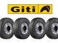 Грузовая шина 315/60 R22,5 GSR225 Giti рулевая