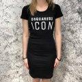 Платье Dsquared2 Dress Icon Black