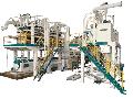 Агрегатная вальцовая мельница Р6-АВМ-50 для подготовки, размола зерна, дозирования и выбоя готовых продуктов