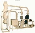 Установка для переработки проса Р6-УПП для выработки шливованного пшена из проса