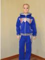 Утеплённый костюм для мальчика арт. 230