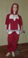 Утеплённый костюм для девочки с мехом и капюшоном арт. 241, костюмы спортивные утепленные, одежда спортивная, одежда для детей,Оптом,Розницу,Одесса,Украина