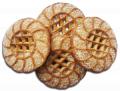 Печенье Нежинка с сахаром