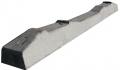 Cross tie reinforced concrete Sh1-1
