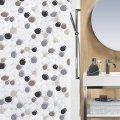Шторка д/ванной DIDO peva 180х200 серо-коричневый