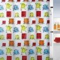 Шторка д/ванной POND peva 180х200 разноцветная