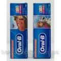 Паста зубная Oral-B Kids для детей 3+ 75 мл