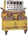 Дозирующая установка высокого давления для напыления многокомпонентных химических систем POLYSPREY 3500