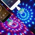 Светильник шар светодвиж для дискотек и клубов для создания световых эффектов и клубов