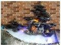 Генератор тумана Насос для фонтана ультразвуковой парогенератор блок питания