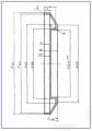 Пыльники амортизаторов, Пыльник УПК-900,УПК-600