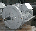 Satellite electrical machines - components for locomotives also include activators and auxiliary generators.